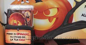 stickers Kinder Halloween 2018 omaggio