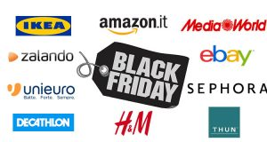 Black Friday 2018 elenco