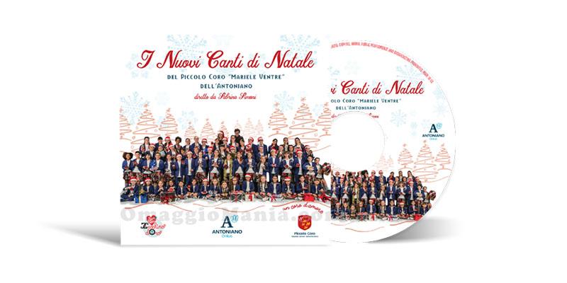 CD I Nuovi Canti di Natale Antoniano Onlus Zecchino d'Oro