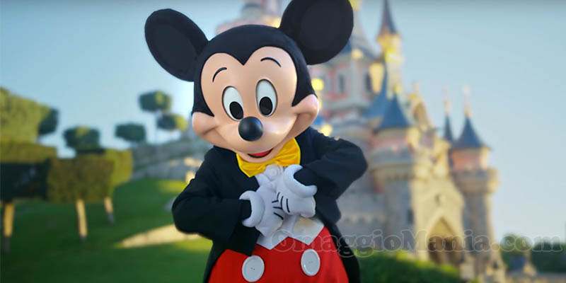 Grande Festa di Topolino Disneyland Paris