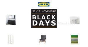 IKEA Black Days 2018 votazioni