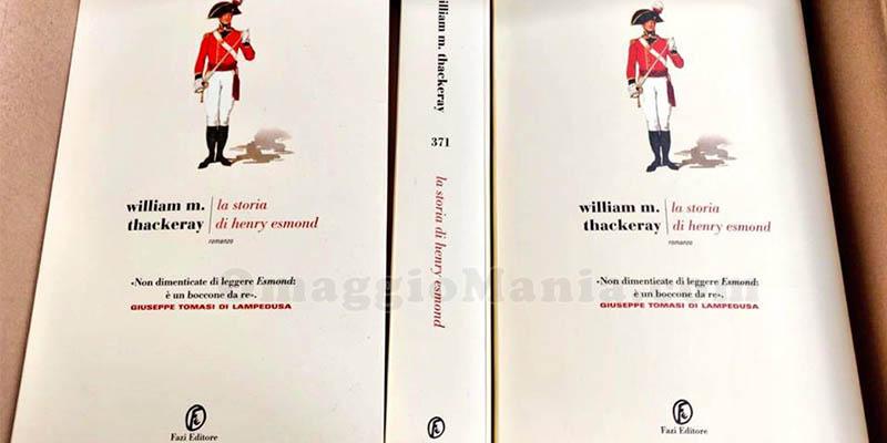 La storia di Henry Esmond di William M. Thackeray