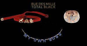 Rue des Mille Total Black