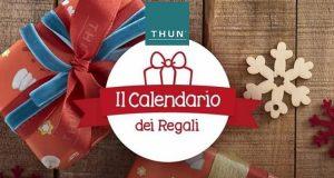THUN Il calendario dei regali 2018