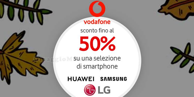 Vodafone Happy Friday 2 novembre 2018