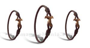 braccialetto TAU legno d'ulivo