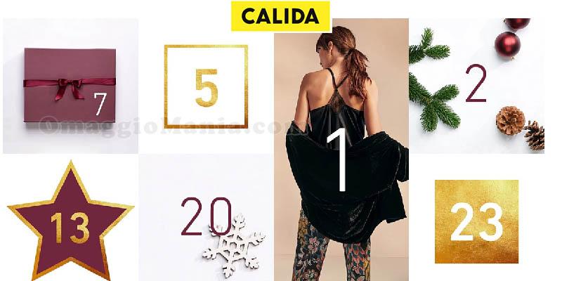 calendario Avvento Calida 2018
