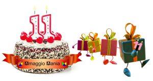 compleanno OmaggioMania 2018 11 anni