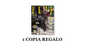 coupon omaggio rivista Elle 13