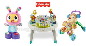 giocattoli Fisher-Price 4 wave