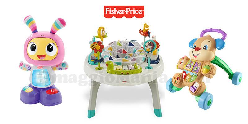 giocattoli Fisher-Price 4 wave