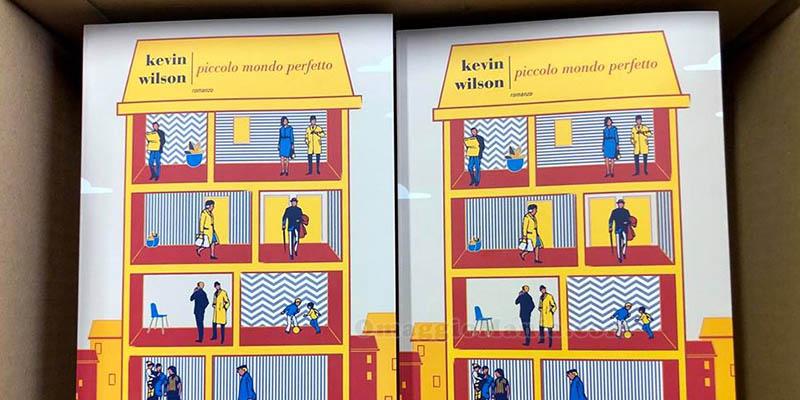 libro Kevin Wilson Piccolo mondo perfetto Fazi Editore