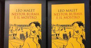 libro Nestor Burma e il mostro di Léo Malet