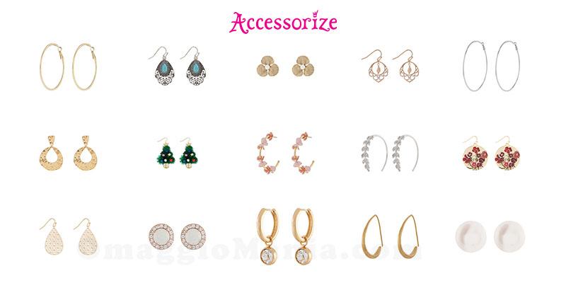 orecchini Accessorize