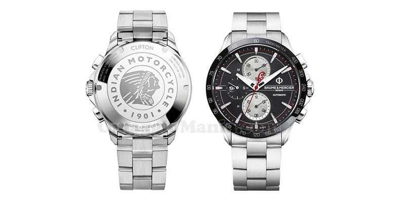 orologio Baume et Mercier Clifton Club Indian
