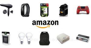 prodotti Amazon sconto 10 euro e 5%