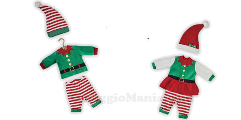 tutine di Natale Chicco