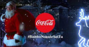 Coca Cola Babbo Natale Sei Tu