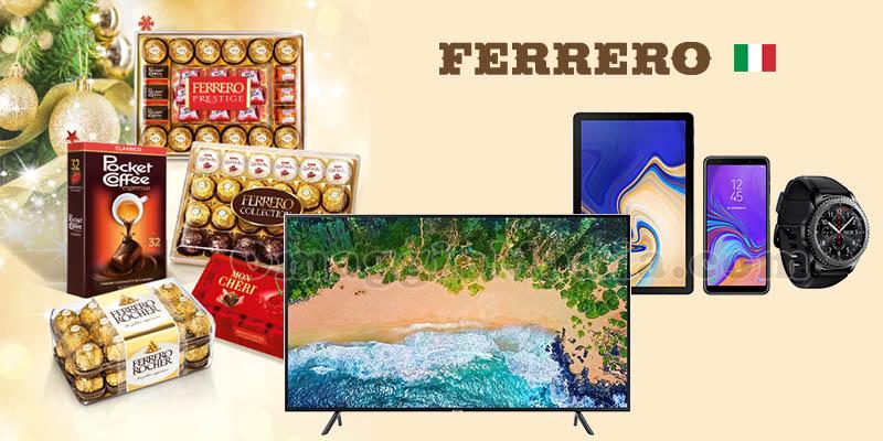 Ferrero Natale Praline con Lidl 2018