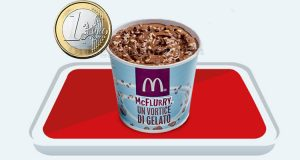 McFlurry a 1 euro