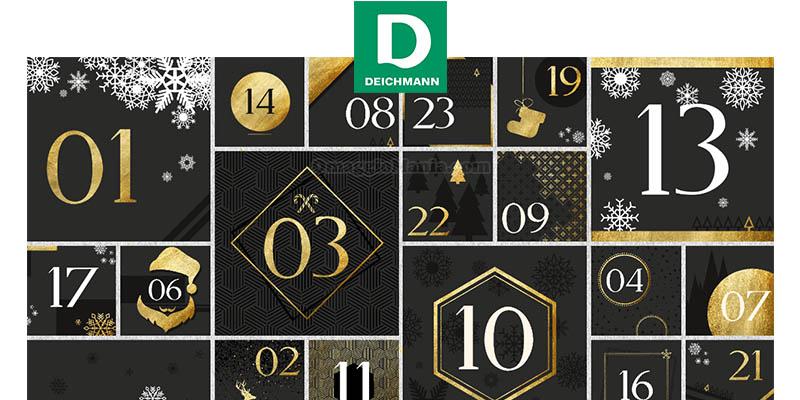 calendario Avvento Deichmann 2018