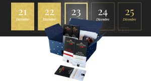 calendario Avvento Varhona 2018