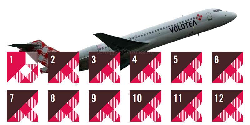 calendario Avvento Volotea 2018