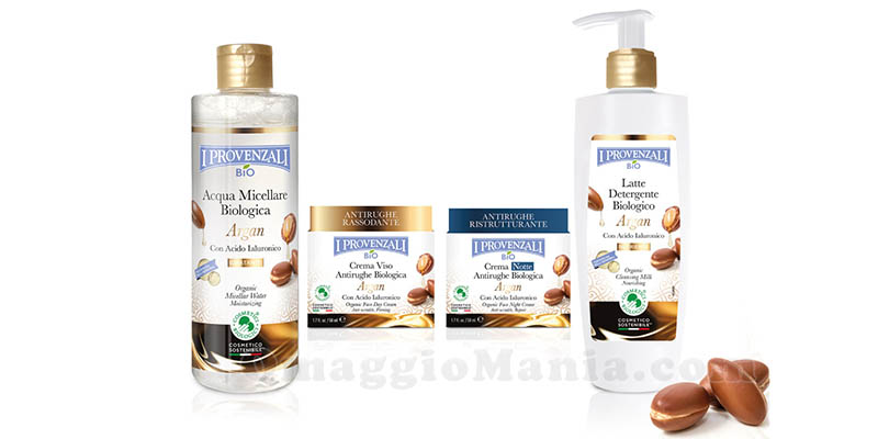 cosmetici I Provenzali Argan