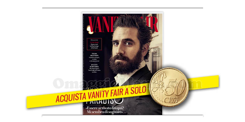 coupon Vanity Fair 51 50 cent