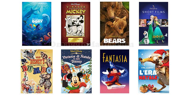 film Disney su Chili