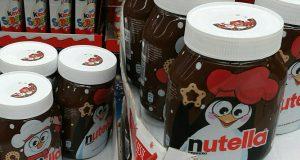 Lampada Barattolo Nutella Concorso : Nutella omaggiomania