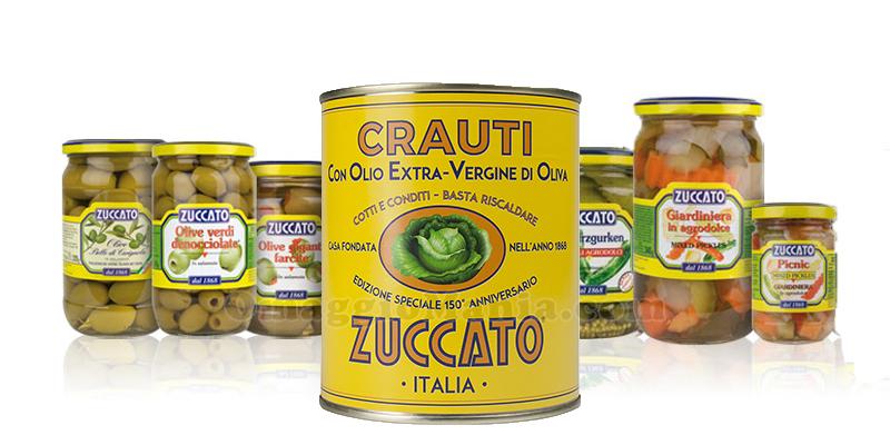 prodotti Zuccato 2018