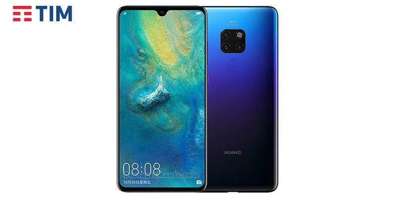vinci Huawei Mate 20 con TIM