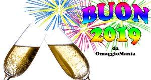 Buon 2019 OmaggioMania