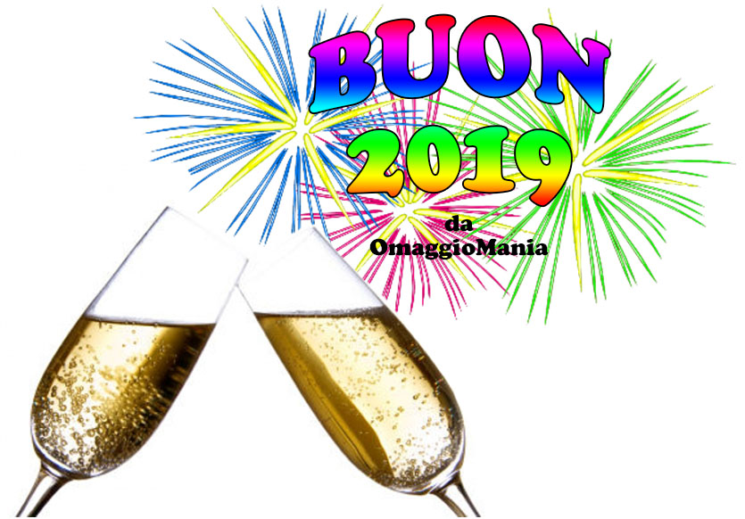 Buon 2019 da OmaggioMania