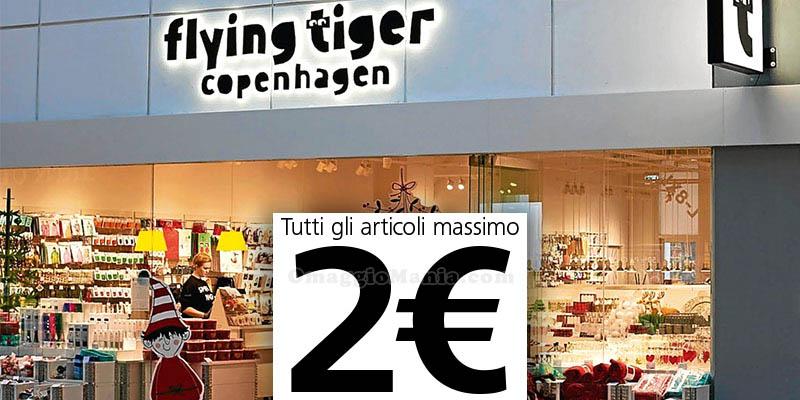 Flying Tiger Dream Days Tutto A Massimo 2 Euro Omaggiomania