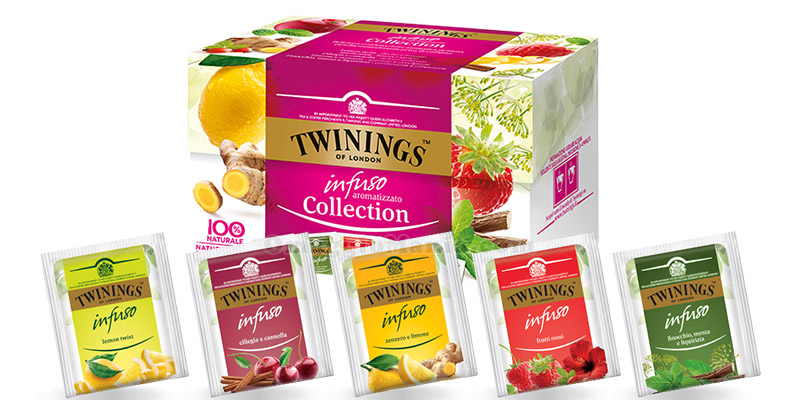 Twinings Infuso Collection