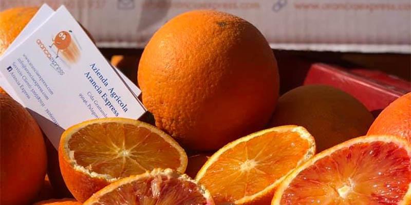 arance tarocco Arancia Express