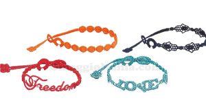 braccialetti Cruciani con TuStyle