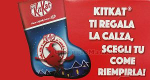 calza Befana KitKat 2019