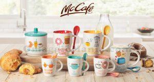 collezione McCafé 2019 da McDonald's
