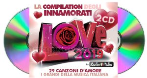 compilation Radio Italia Love 2019