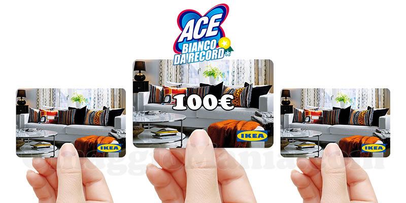 concorso ACE Bianco da Record