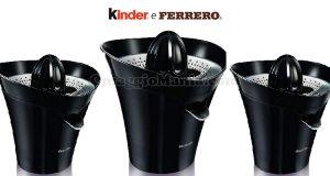 concorso Vinci Buongiorno Italia Kinder Ferrero Parmalat