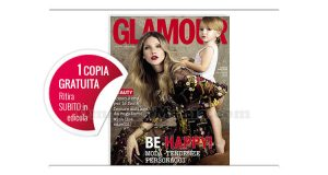 coupon omaggio Glamour 317