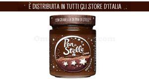 crema spalmabile Pan di Stelle distribuita tutta Italia