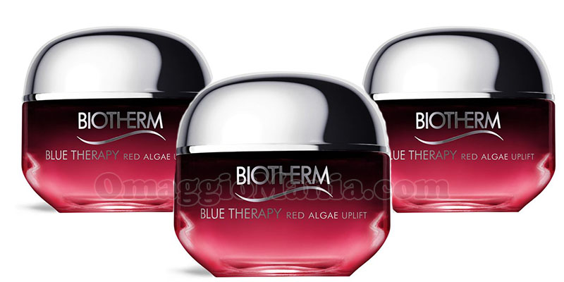 crema viso Biotherm Blue Therapy Red Algae Uplift