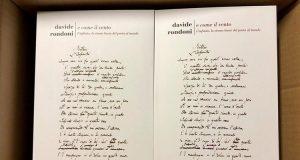 libro E come il vento - L'infinito, lo strano bacio del poeta al mondo
