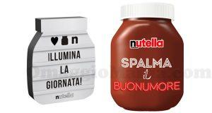 Lampada Barattolo Nutella : Il vasetto di nutella diventa orologio wired