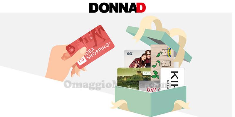 programma fedeltà DonnaD